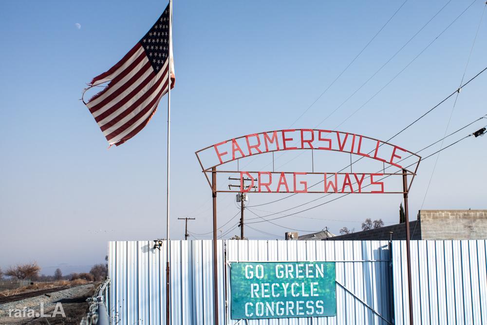 Drag Ways   Politics  January 09, 2014 - Farmersville, CA