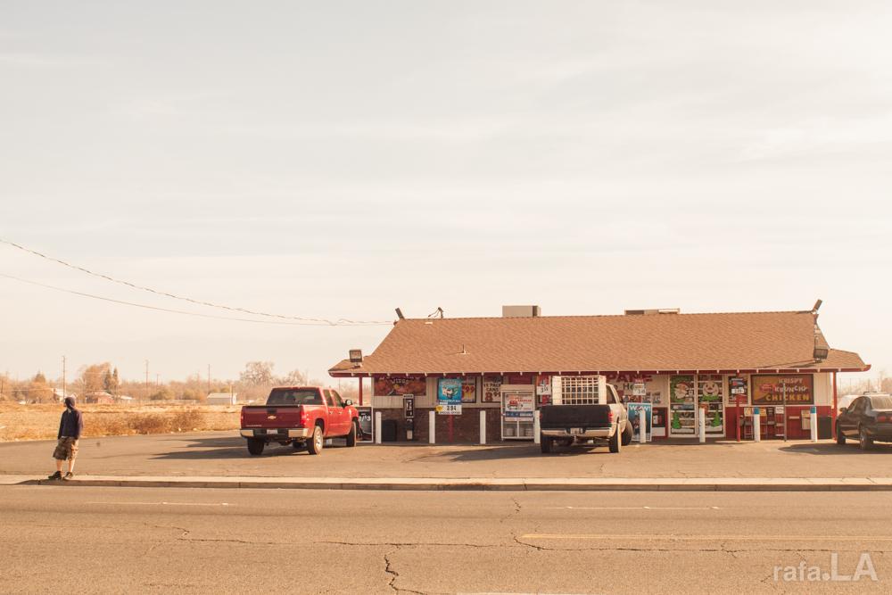 Liquor Store  January 11, 2014 - Farmersville, CA