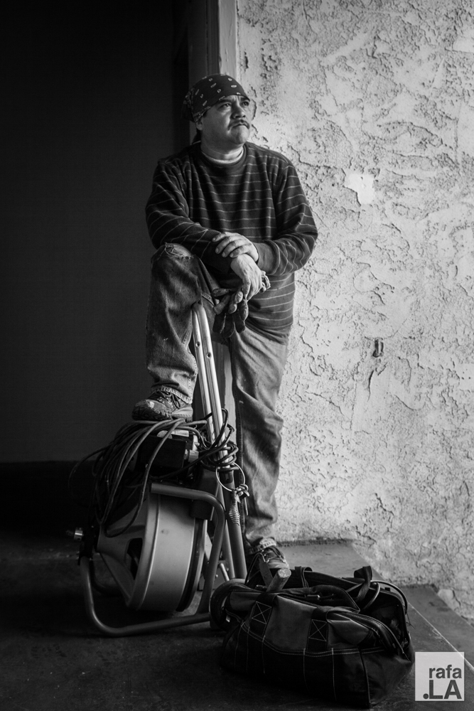 El Handyman  February 04, 2014 - Boyle Heights