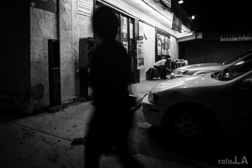 Night Walker  August 06, 2014 - Boyle Heights
