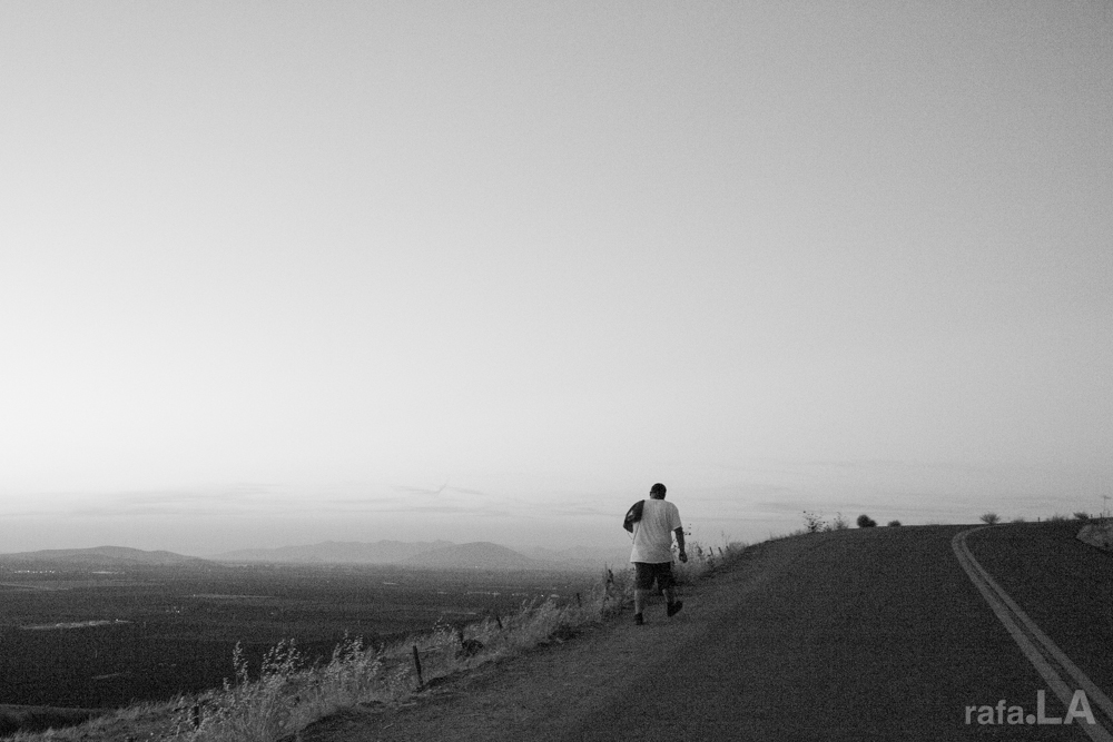Rocky Hill Road  August 14, 2014 - Central Valley, Exeter, CA