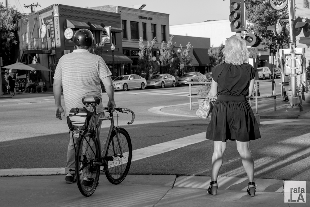Gender Stance September 7, 2014 - Mission Street, South Pasadena