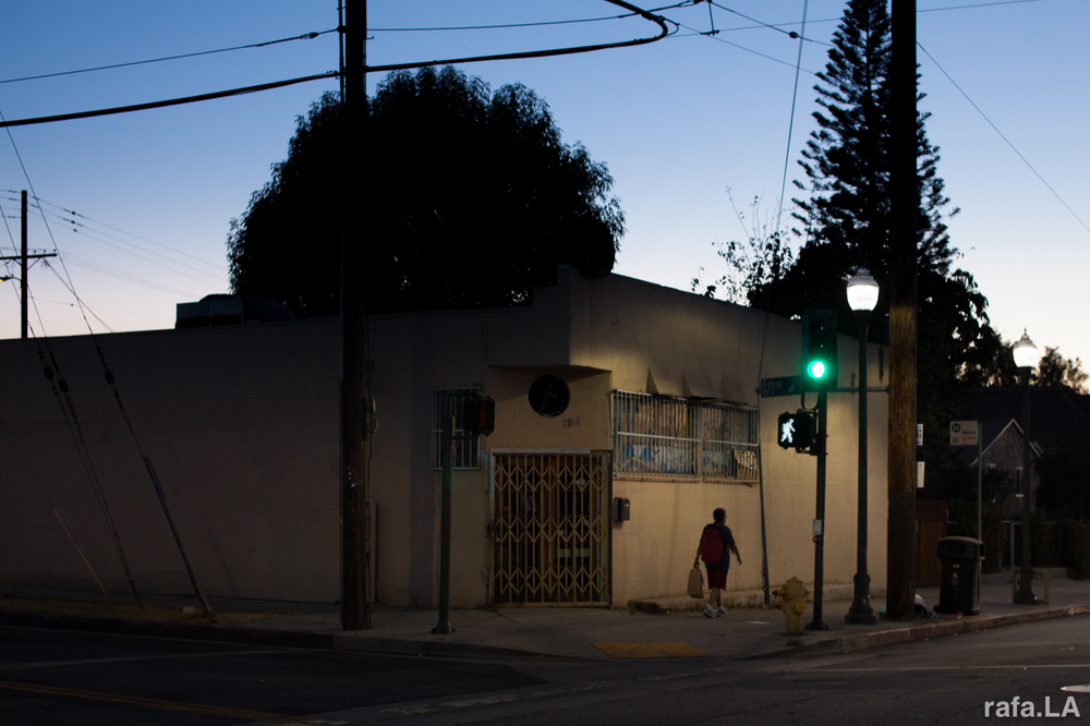 Permission to Walk | Boyle Heights