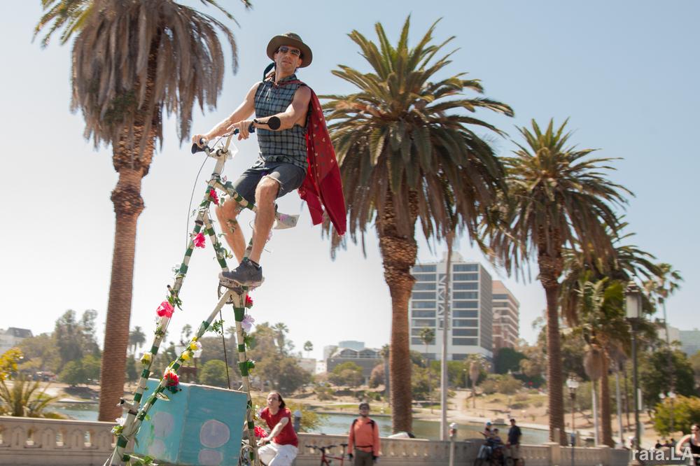 Pedals and Petals | MacArthur Park