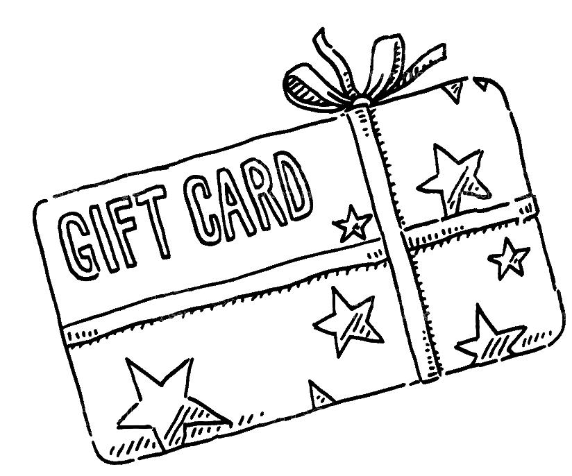 e-Gift Card — Praline Bakery