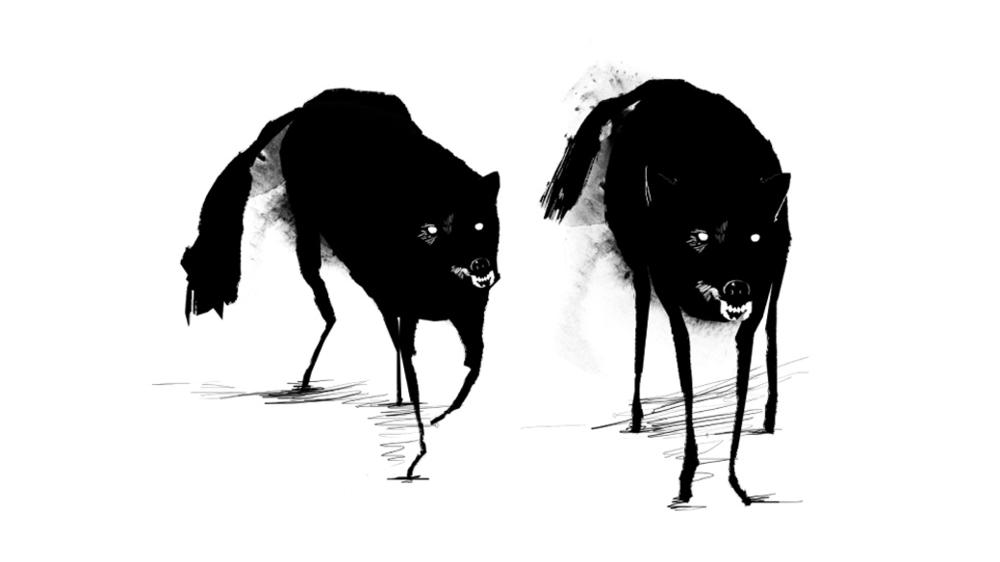 THE RAVEONETTES / GAP Black and White