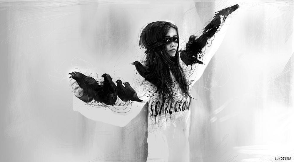 Scarecrow Lauren Indovina 2013