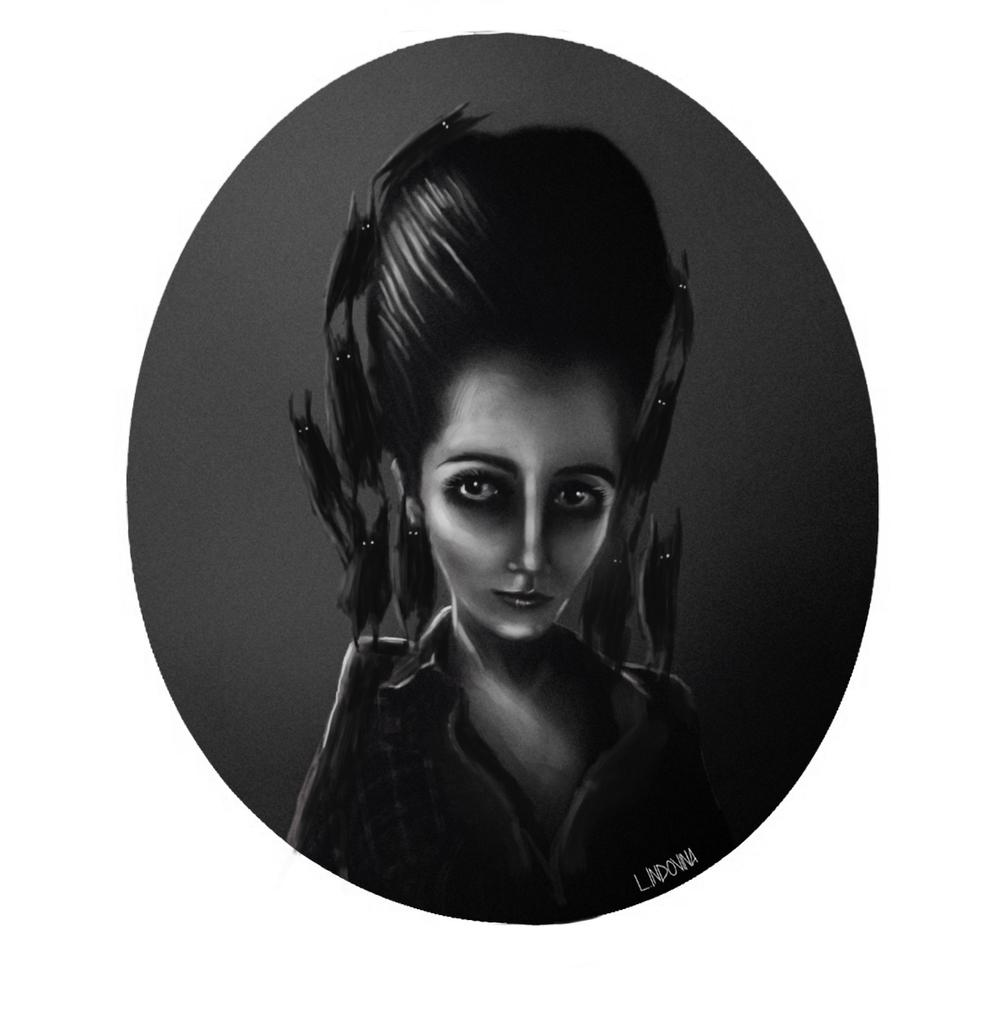 Girl and Demons Lauren Indovina 2012