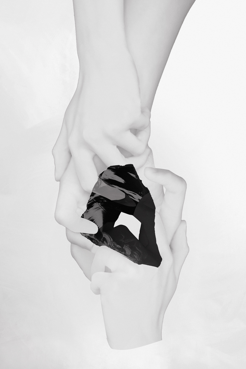 Obsidian Hands Lauren Indovina 2013
