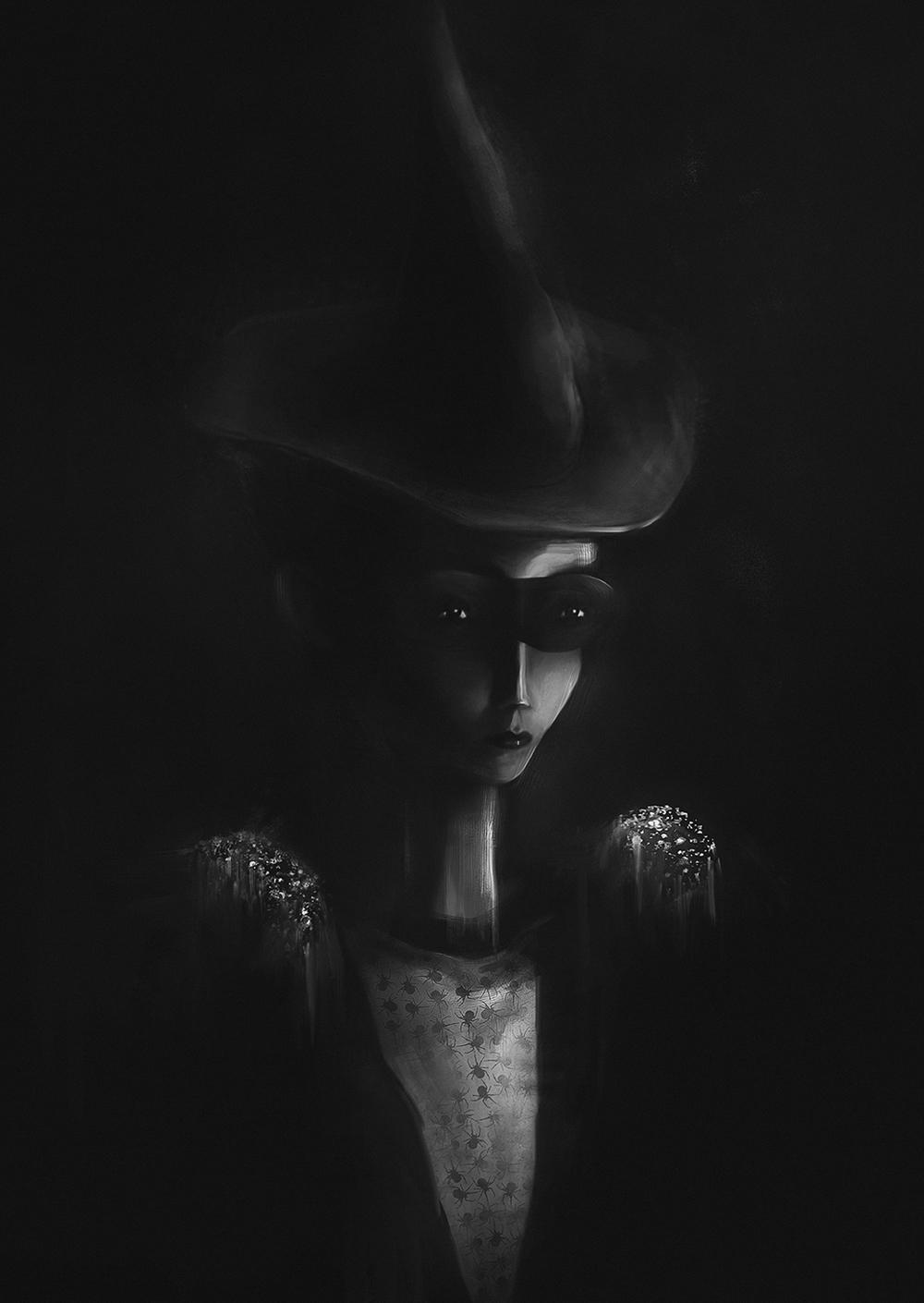 Witch Lauren Indovina 2014