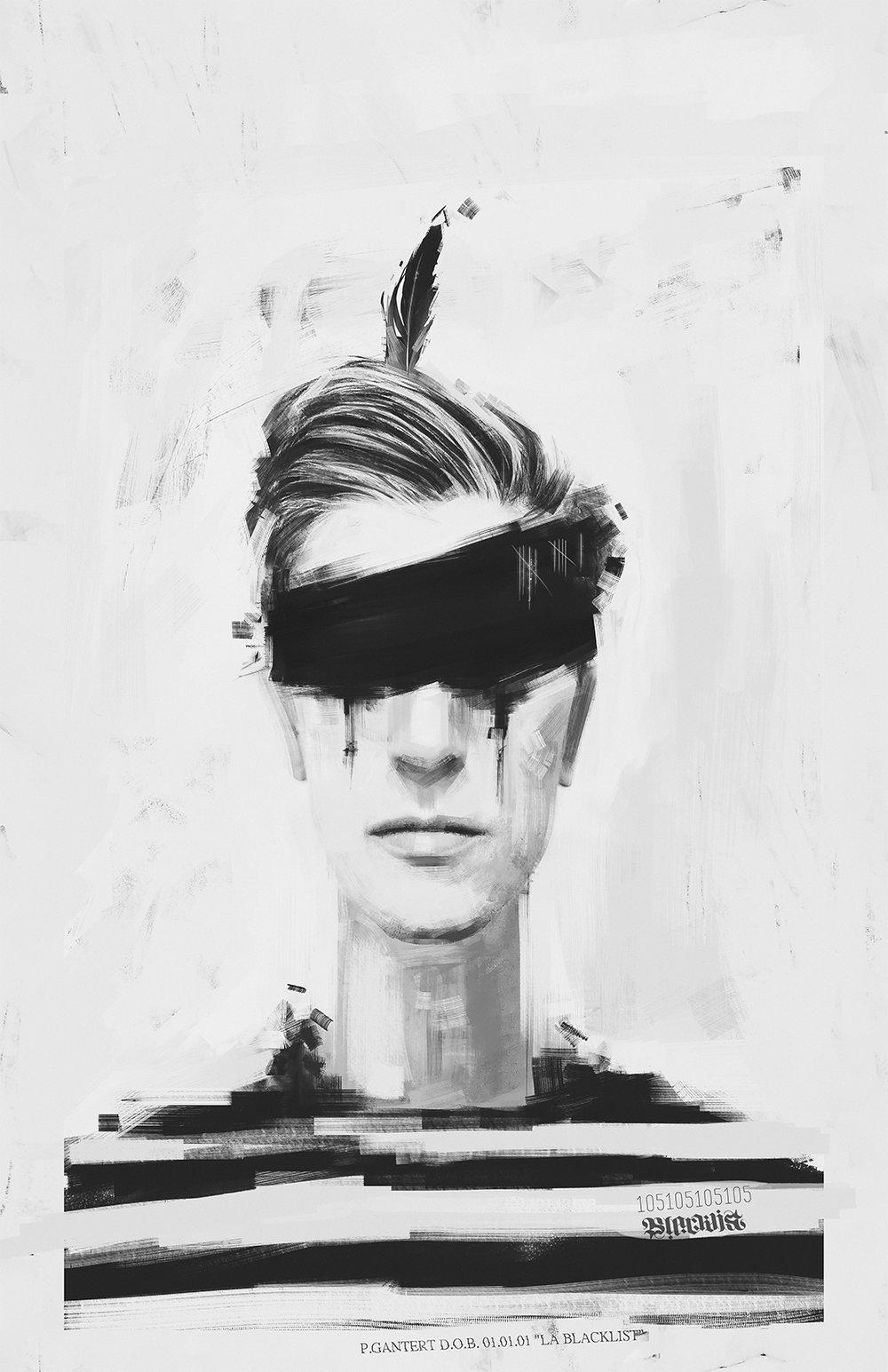 Blacklist Portrait Show, Patrick