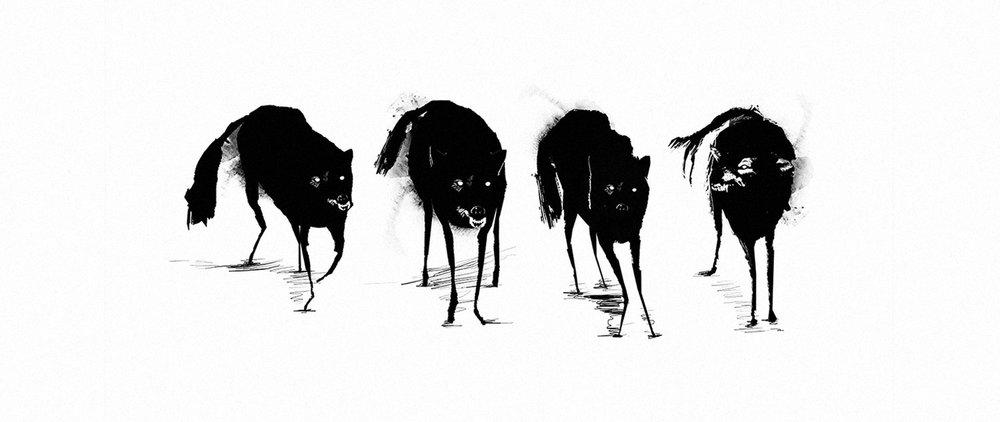 """The Raveonettes """"Black and White"""""""