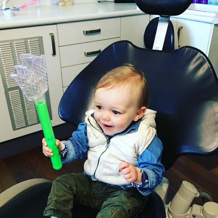 toddler dental care