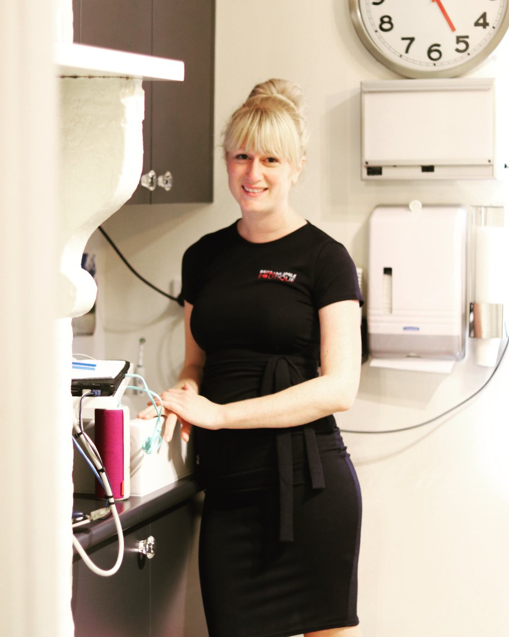 Christine Richards has been the senior oral health therapist at Brisbane Smile Boutique for 10 years!