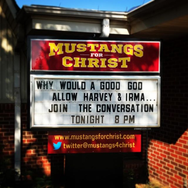 Join us at 8! #M4C #apologetics