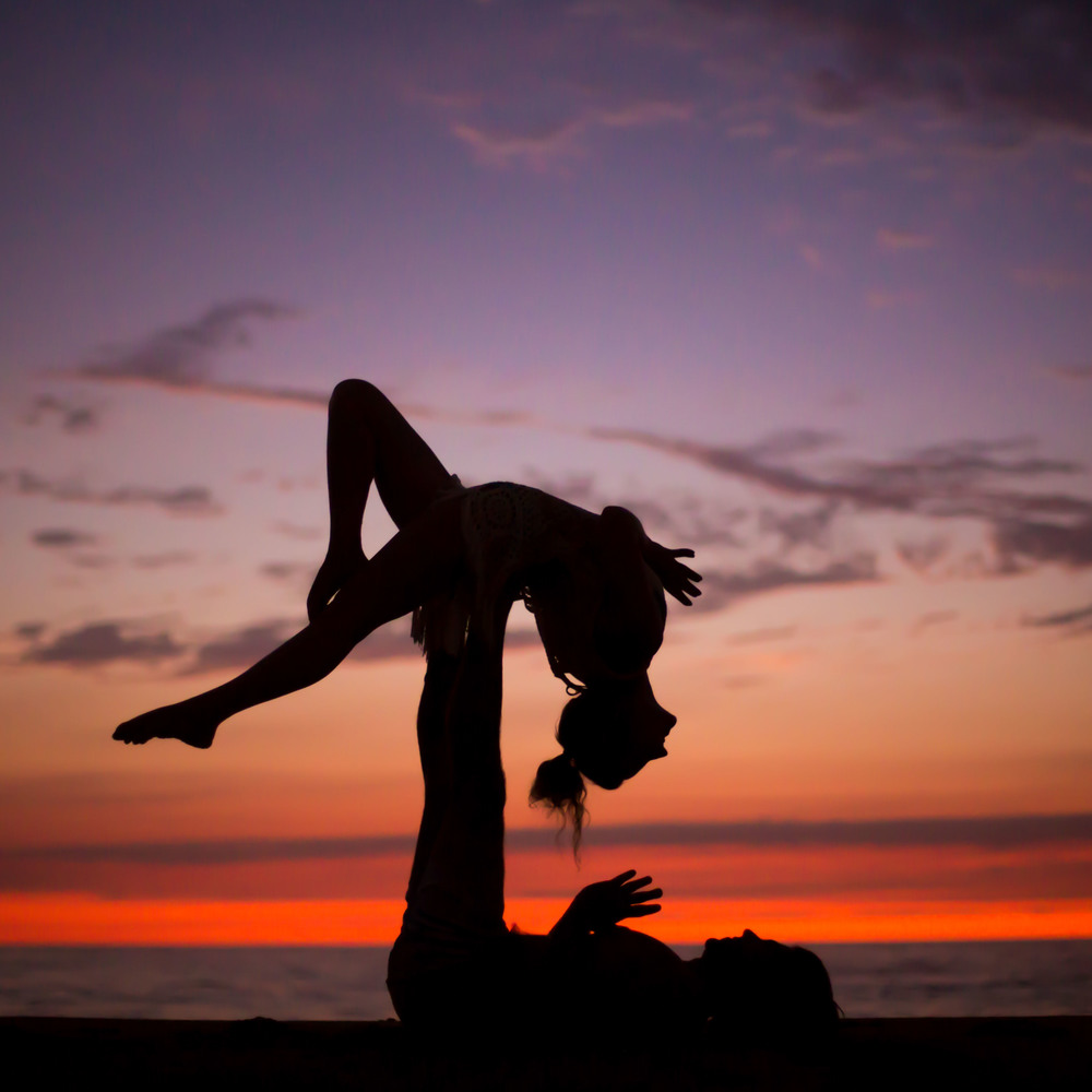 Acro Yoga &  Acro Workshops