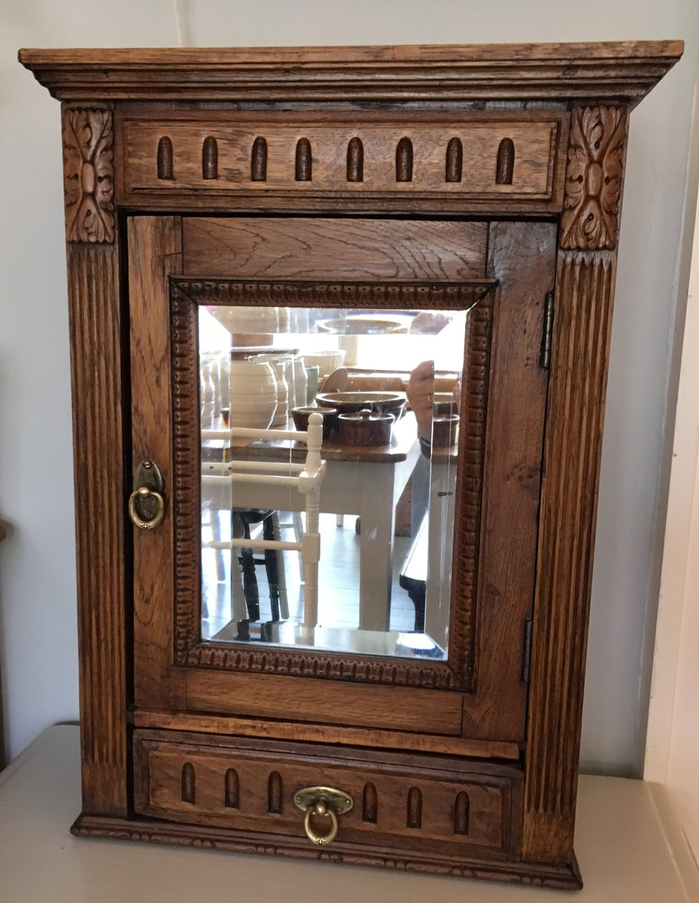 Bathroom Cupboard — Gildersleve Antiques