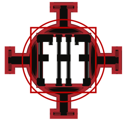 Fred Hates Fashion Cross logo 2016