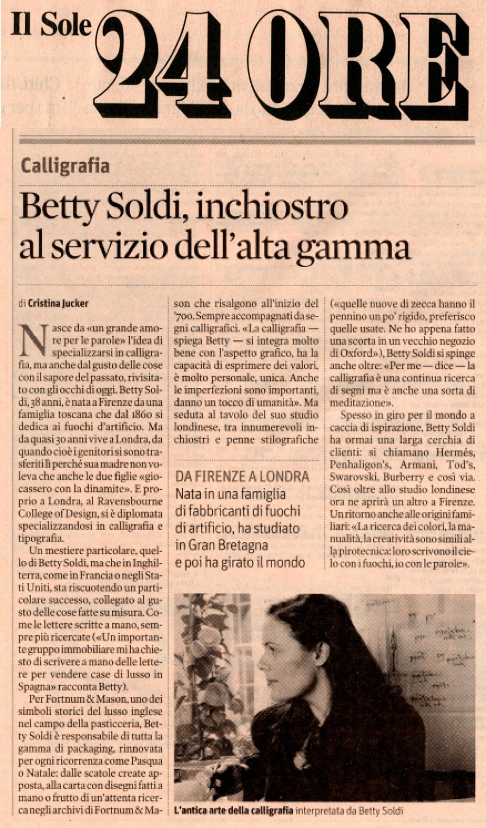 'IL SOLE 24 ORE' | IT