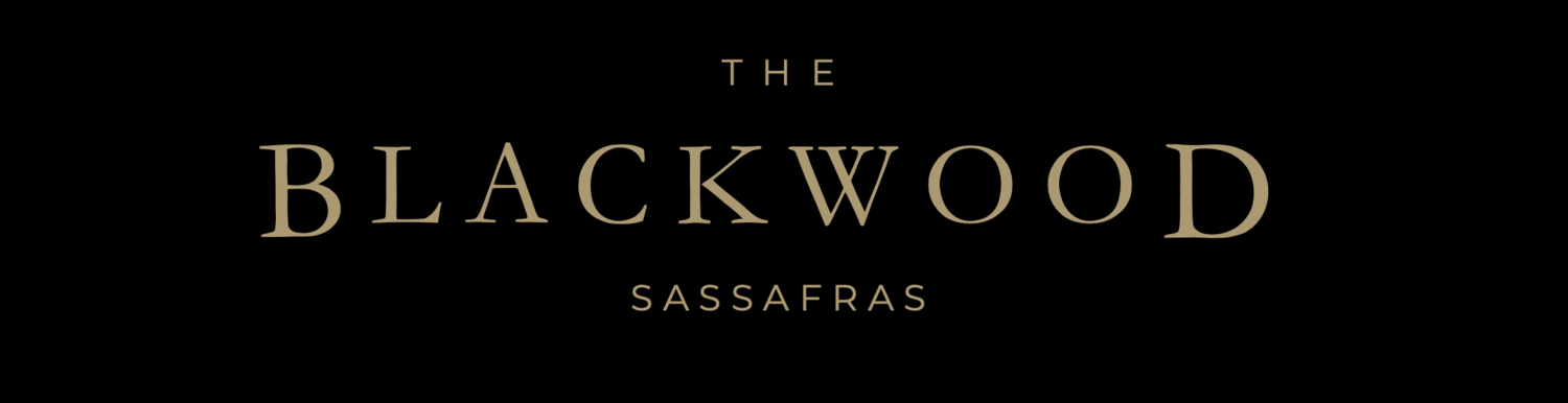 THE BLACKWOOD SASSAFRAS