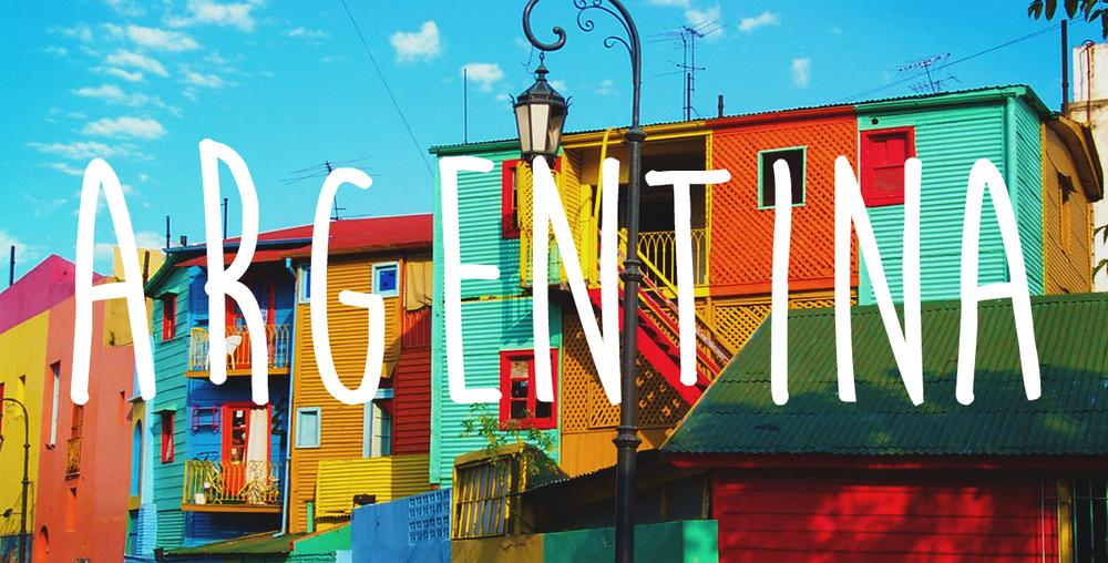 Wanderlust Fuel: Argentina — Lauren Leatherby