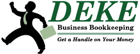 DEKE Business Bookkeeping