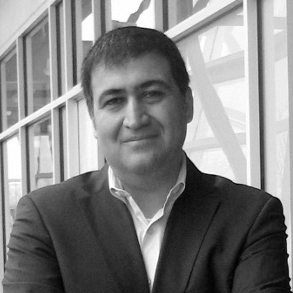 Omid Moghadam   CEO