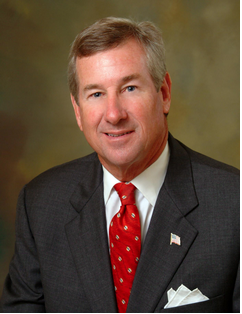Mayor Todd Strange, Courtesy City of Montgomery