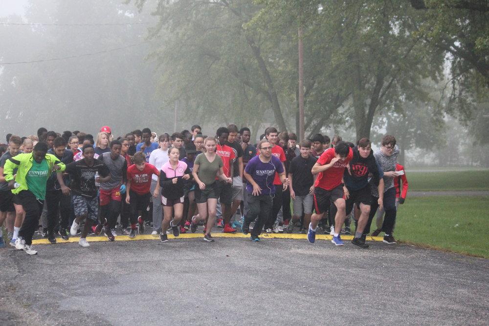 5 K Race