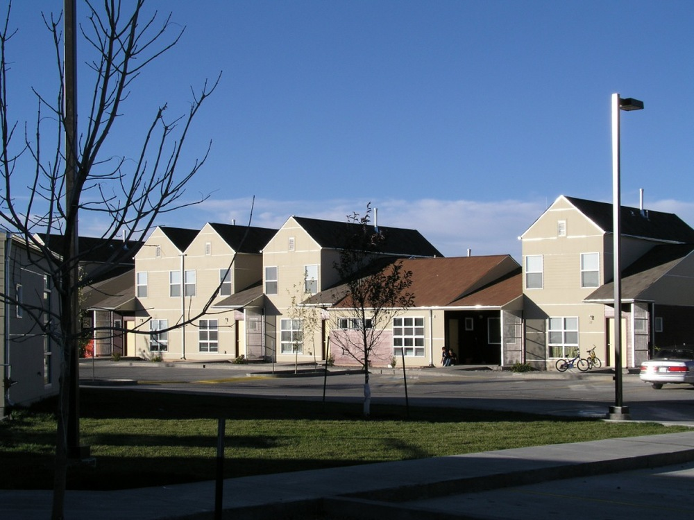 Center Multi-family