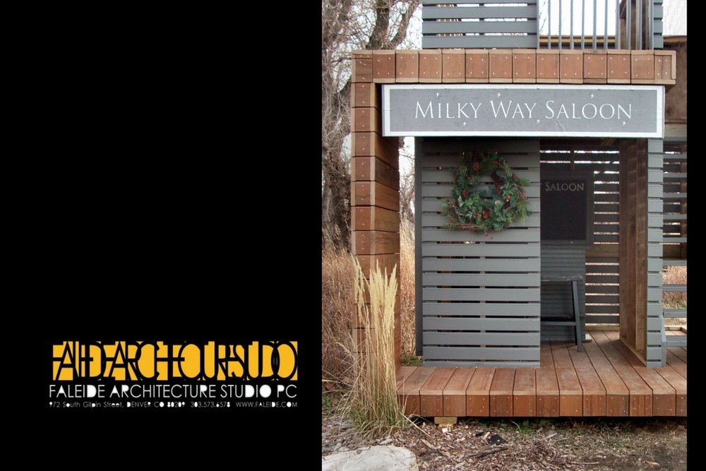 Milky Way Saloon