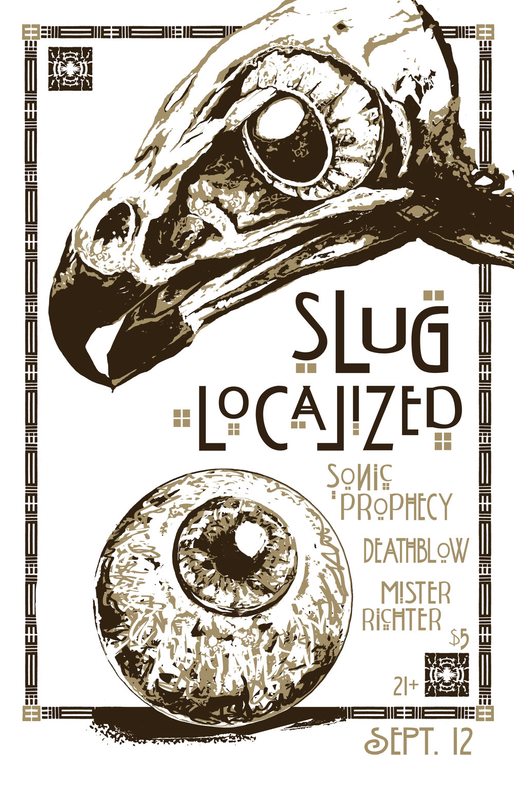 SLUG LOCALIZED