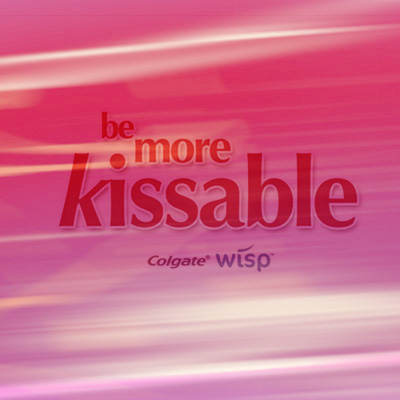 COLGATE WISP Microsite, Social Media, and Mobile