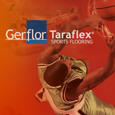 GERFLOR TARAFLEX Website, Web Development, Experience Design, Graphic Design