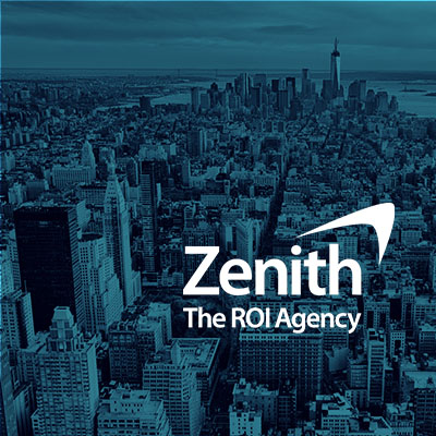 ZENITH OPTIMEDIA Brand Identity, Website, Mobile