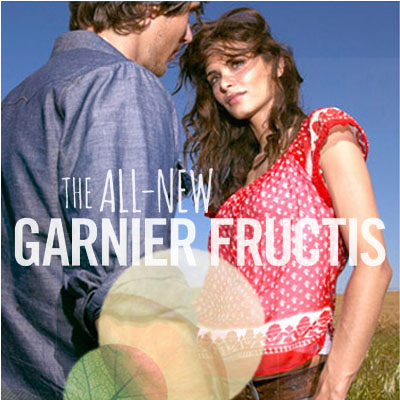 GARNIER FRUCTIS - THE STRENGTH TO SHINE Brand Identity and Website