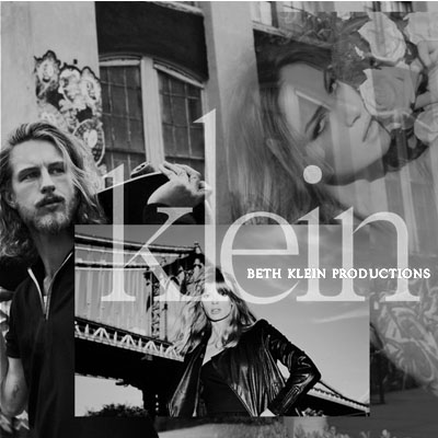 BETH KLEIN PRODUCTIONS NYC Brand Identity and Website