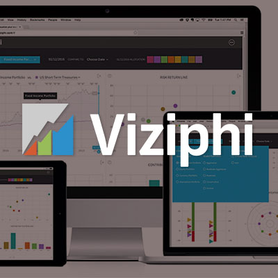 2016  : An investment analysis dashboard for deeper insights into the value and risk in allocation models.