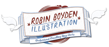 Robin Boyden Illustration
