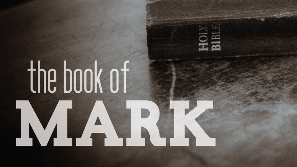 Book of Mark Series     Jan 29 - Nov 18, 2012
