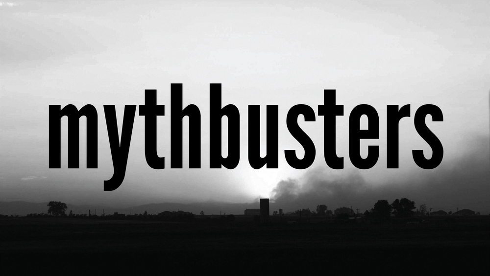 Mythbusters Sermon Series     Jan 27 - Mar 3, 2013