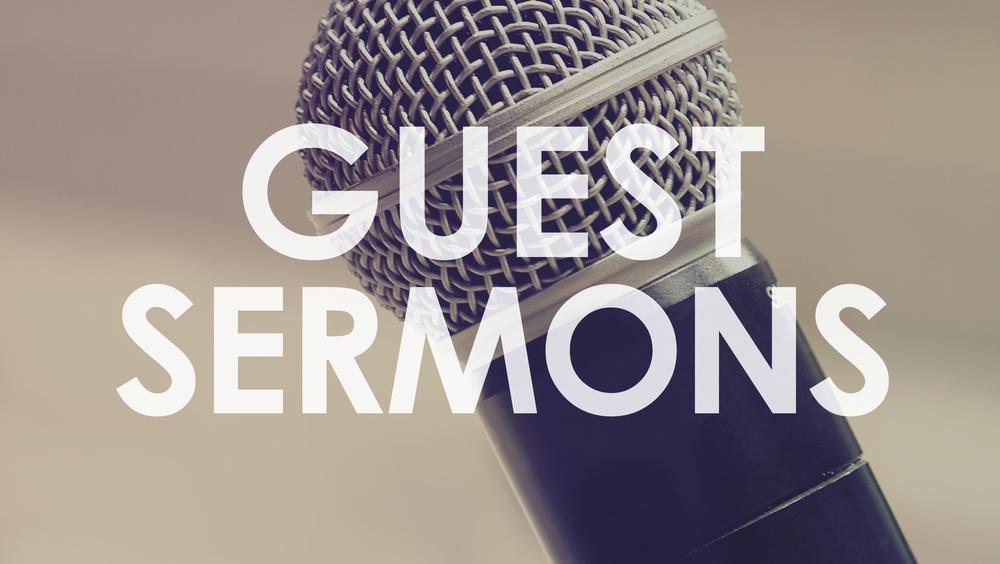 Guest Sermons