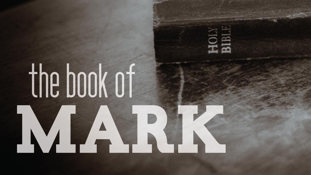 Mark Sermon Series    Jan 29 - Nov   18