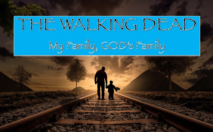 The Walking Dead: My Family, GOD's Family — First Baptist Church