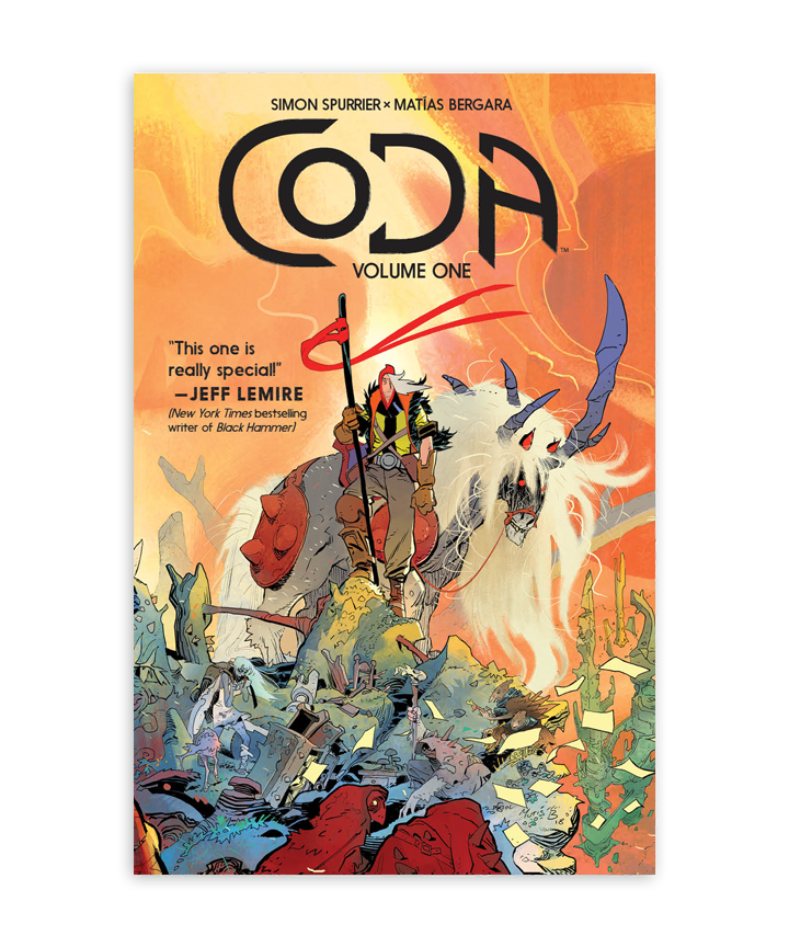 Coda: Discover Now Volume One Softcover
