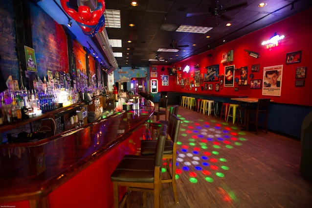 Reserve the bar for a Private Event