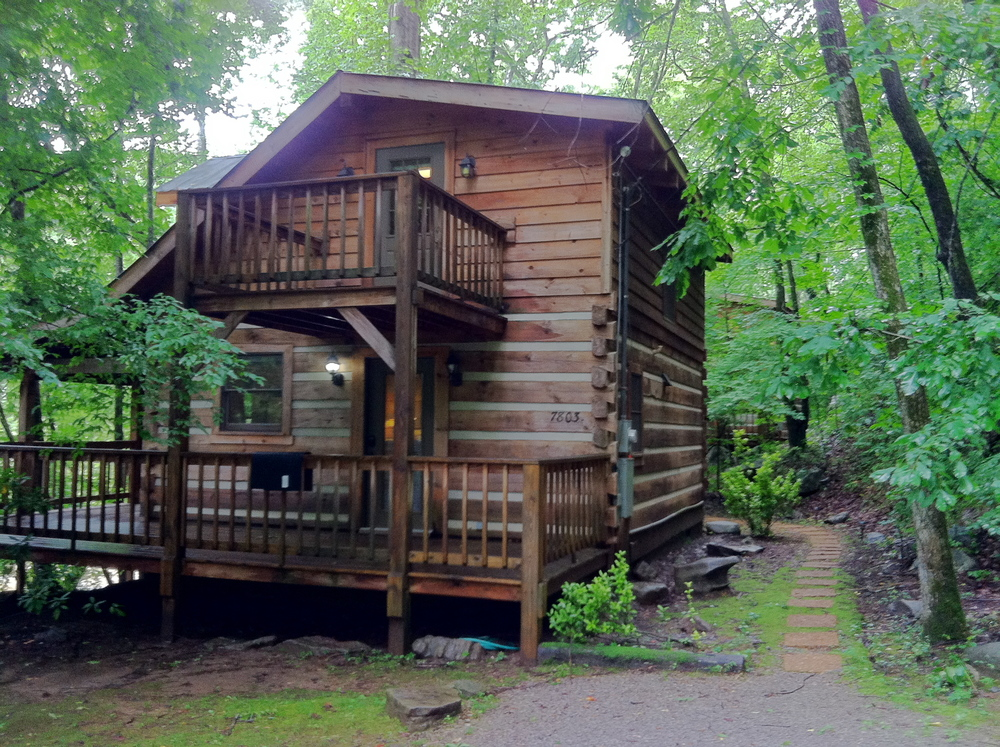 Living Waters Loft Cabin