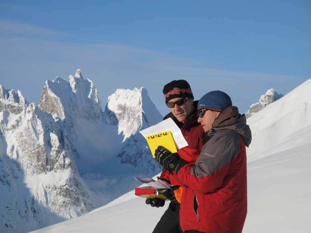 Avalanche Assessment in the Tombstones