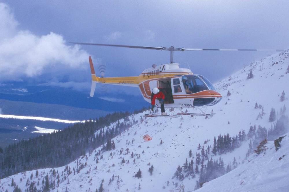 Avalanche Control Programs