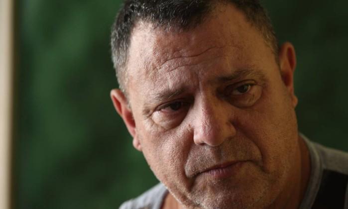 Eliseu Simões sofre de asbestose. Viu dois irmãos e dois primos morrerem com a mesma doença - Custódio Coimbra